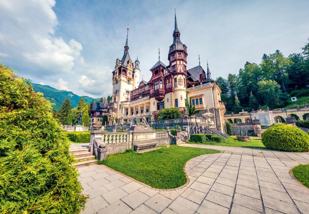 visites guidées du Château de Peleș