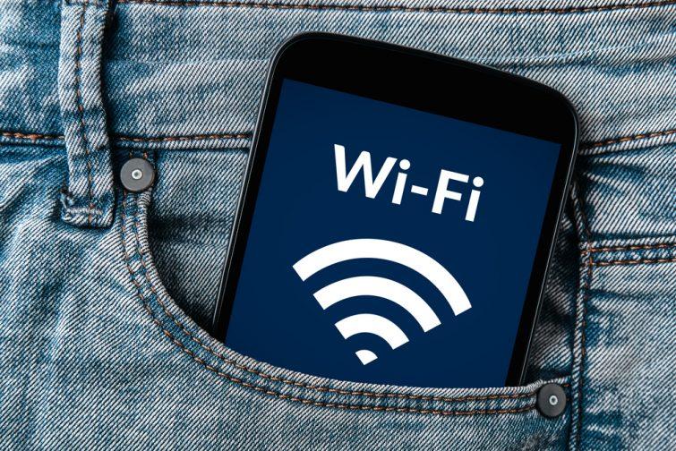Wi-Fi portatif