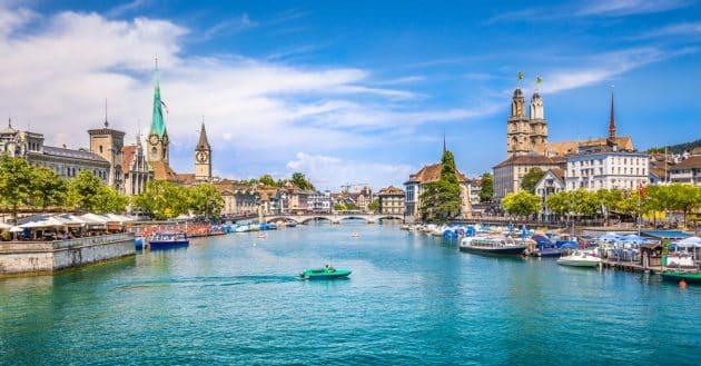 Parking pas cher à Zurich : où se garer à Zurich ?