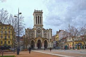 Cathedral Saint-Charles-Borromée