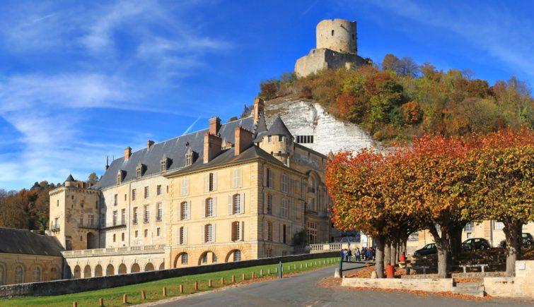Château de La Roche-Guyon, Ile-de-France