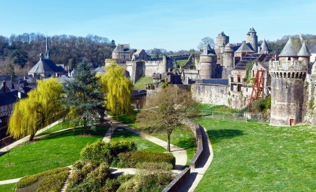 Visiter le Château de Fougères : billets, tarifs, horaires