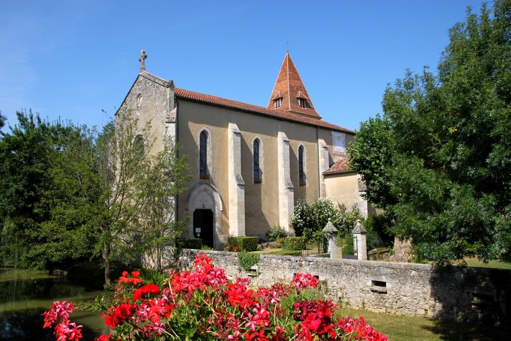 Village de Fourcès, Occitanie