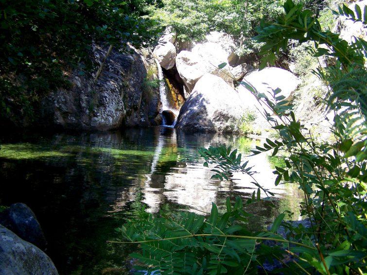 Les Gorges de Colombières, Haut-Languedoc