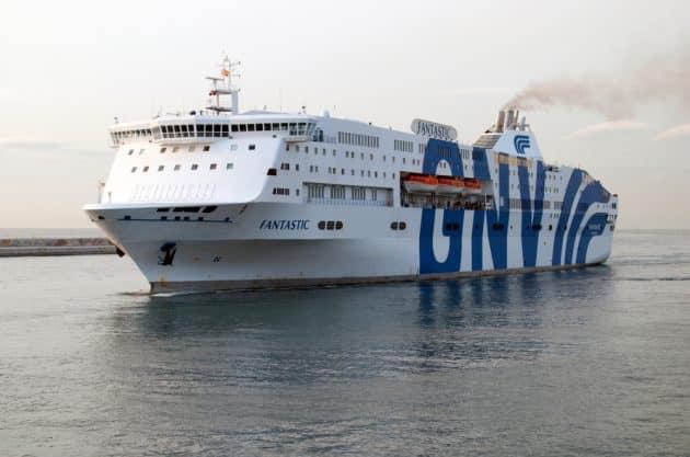 Comment aller à Tunis depuis Gênes en ferry ?