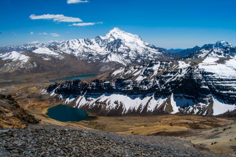 Huayna Potosí Mountain - Bolivia