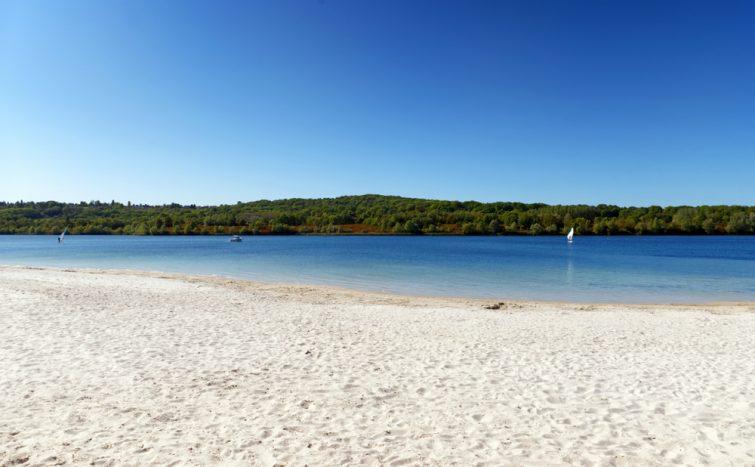 Lac naturel, Jablines-Annet
