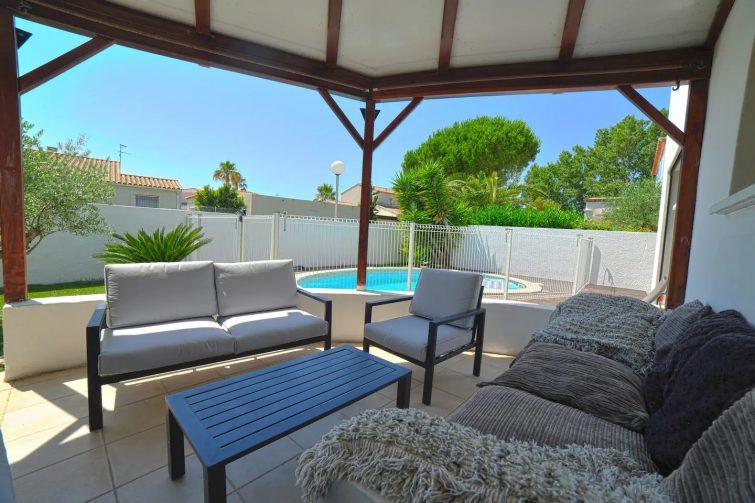 LGM 6 Airbnb à La Grande-Motte