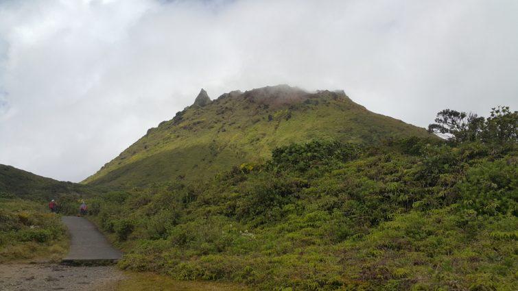 La Soufrière Volcano Guadeloupe France