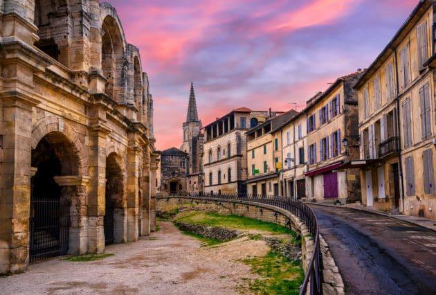 Dans quel quartier loger à Arles ?