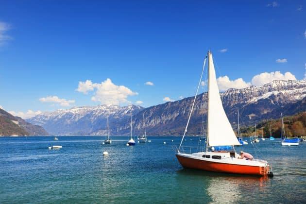 Dans quelle ville loger autour du lac Léman ?
