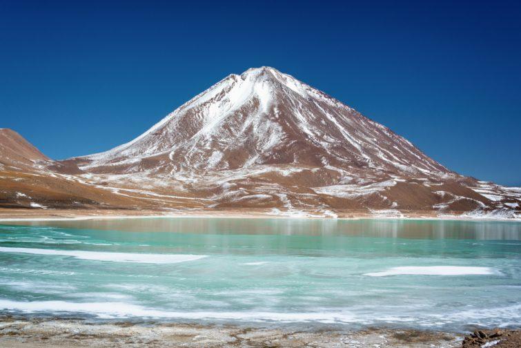Laguna Verde, province de Sud Lipez, Potosi, Bolivie