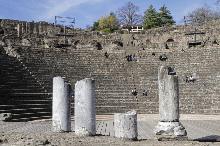 Le Musée gallo-romain de Lyon Fourvière
