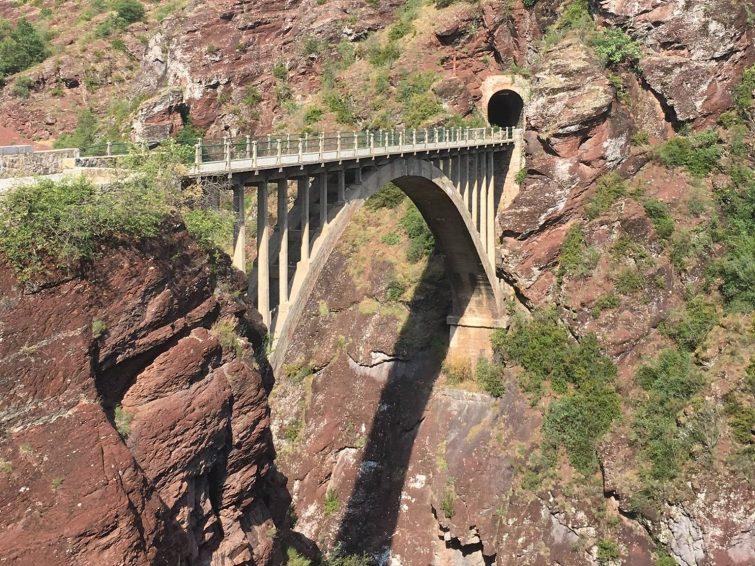 Le pont de la Mariée