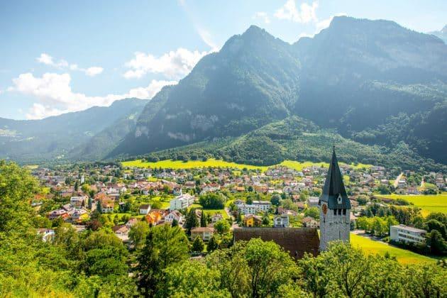 Les 9 plus beaux endroits à visiter au Liechtenstein