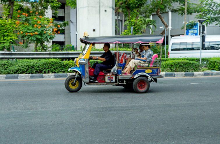 Lumphini, THAILAND
