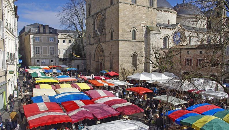 Marché de Cahors