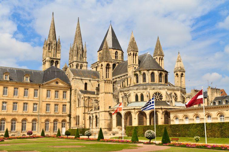 Loger à Caen : Abbaye aux Hommes
