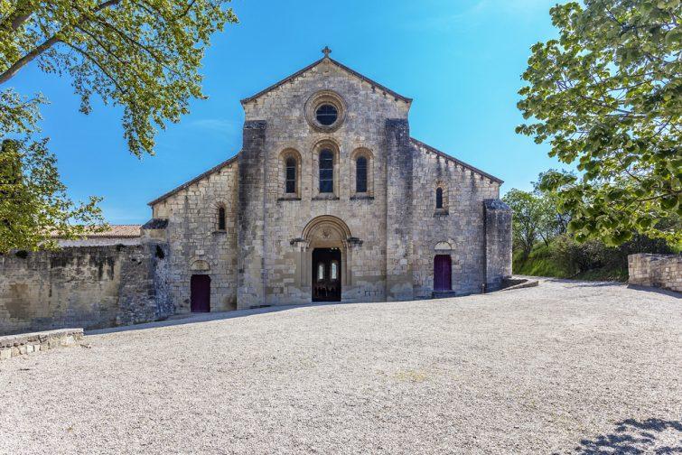 Randonnée autour d'Aix-en-Provence : l'abbaye Silvacane de la Roque d'Antheron