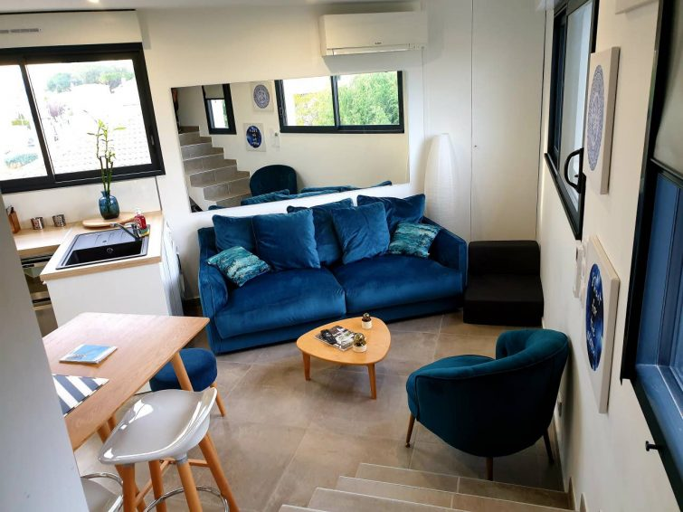 Airbnb proche de la plage Le Boucanet, Grau-du-Roi