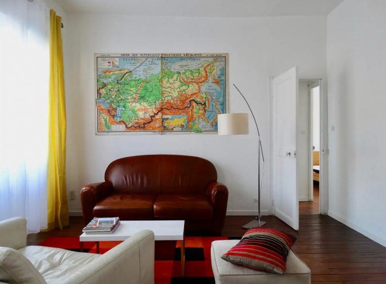 Airbnb dans le centre