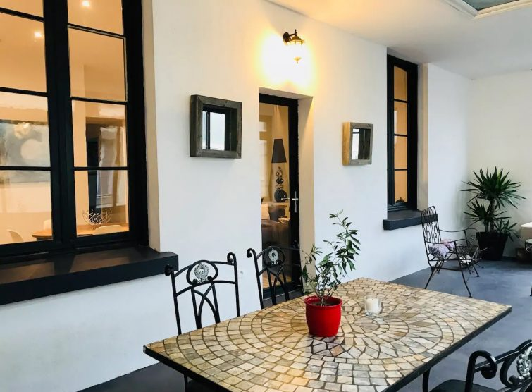 Grand appartement dans le centre historique de Carcassonne