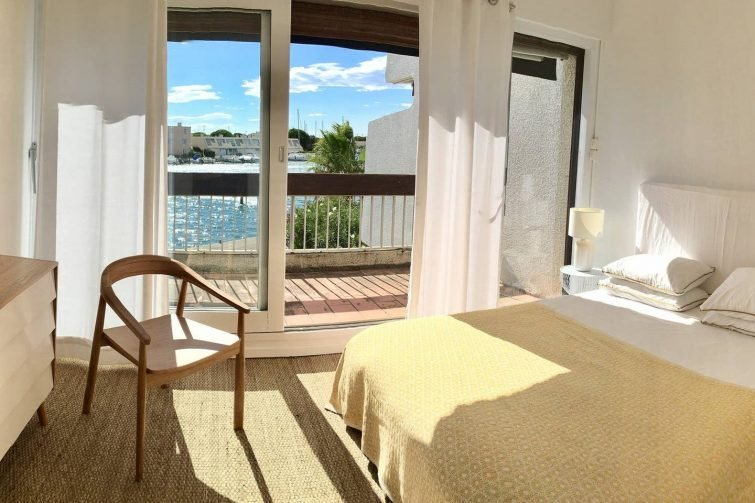 Grand Airbnb à la Marina, Grau-du-Roi