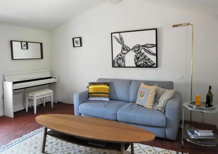 Airbnb La Cachette, Roussillon