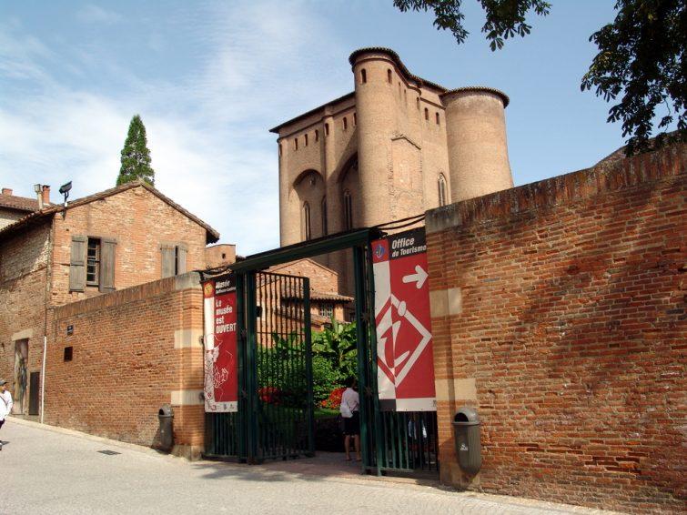 Le musée Toulouse-Lautrec, lieu phare à visiter à Albi