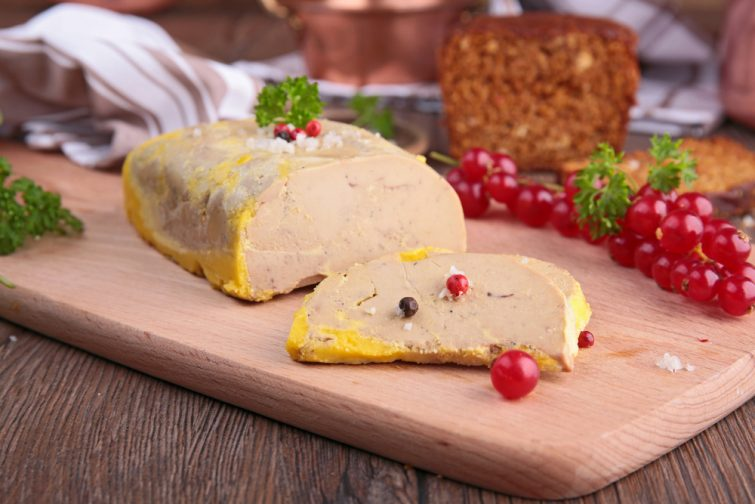 Foie gras albigeois