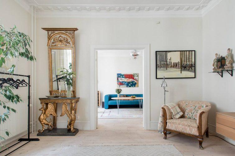 Appartement avec balcon à Copenhague