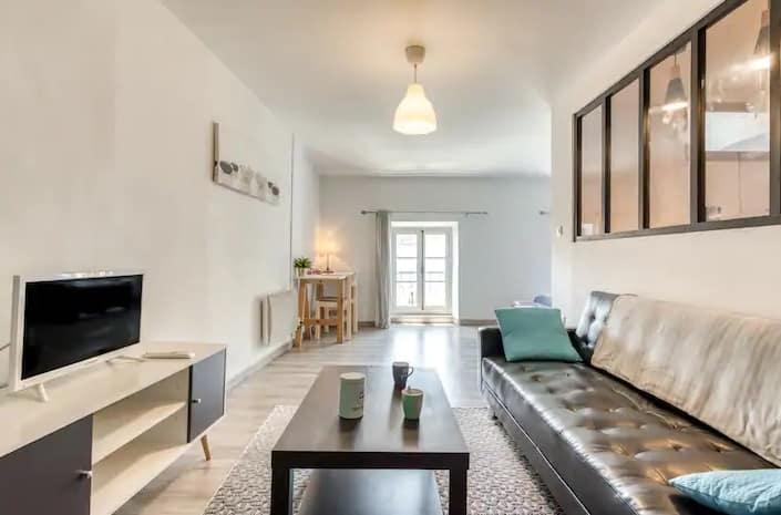 Appartement lumineux dans le centre de Carcassonne