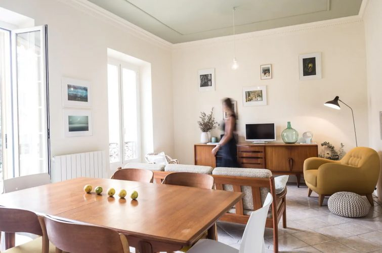 Appartement cosy dans le centre de Menton