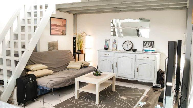 Appartement cozy en bord de mer à Seignosse