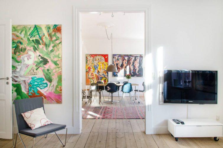 Appartement de luxe à Copenhague