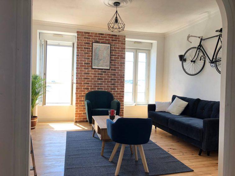 Airbnb avec parking à Brest