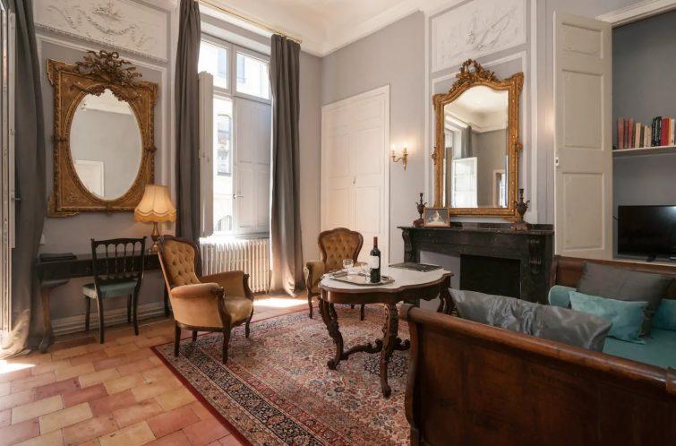 Appartement de prestige dans le centre de Carcassonne