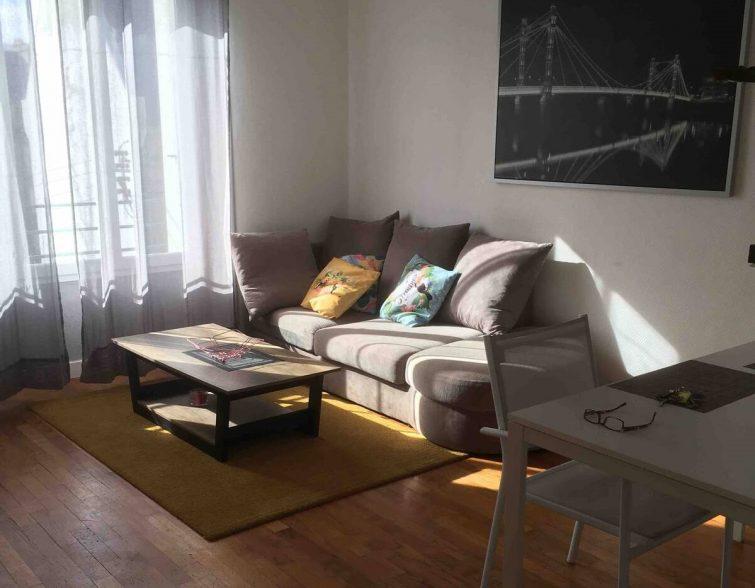 Appartement recouvrance, Brest