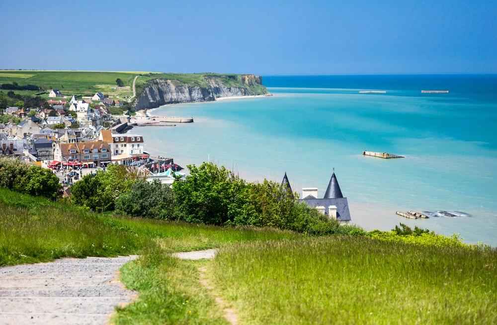 Visiter la France et ses plages du débarquement