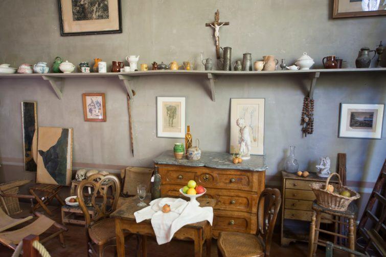 L'atelier de Cézanne à Aix-en-Provence