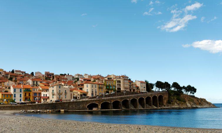 Plus beaux villages autour de Collioure : Banyuls-sur-Mer