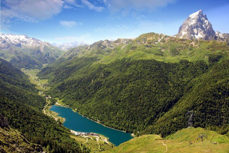 El Pic du Midi d'Ossau