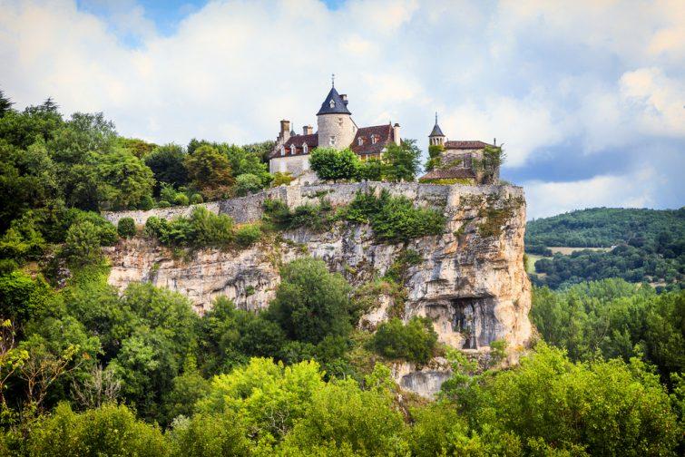 Village de Belcastel, Aveyron