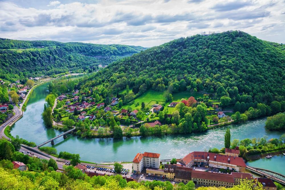 Visiter la France et Besançon