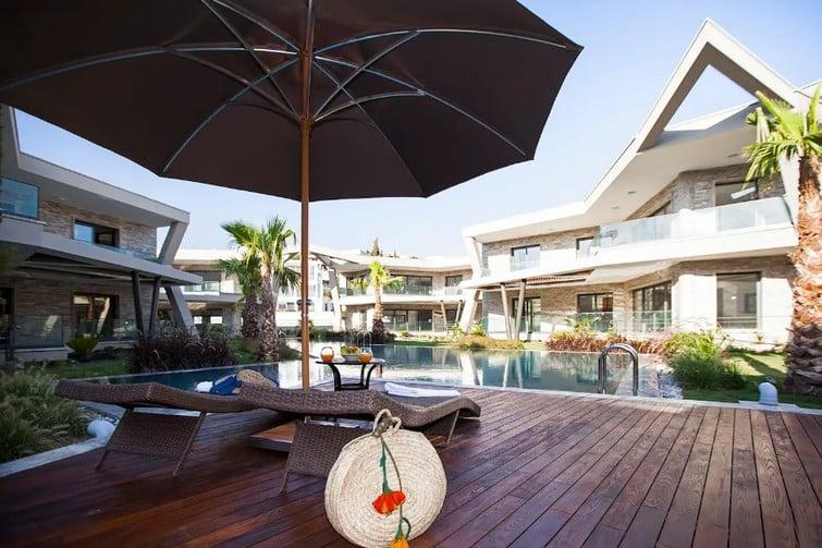 Villa de vacances dans la baie de Bodrum