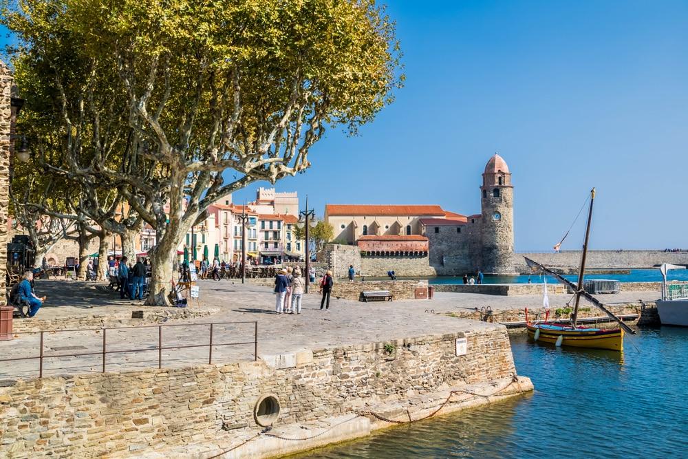 Village et port de Collioure