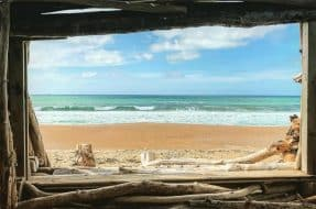La plage des Bourdaines à Seignosse