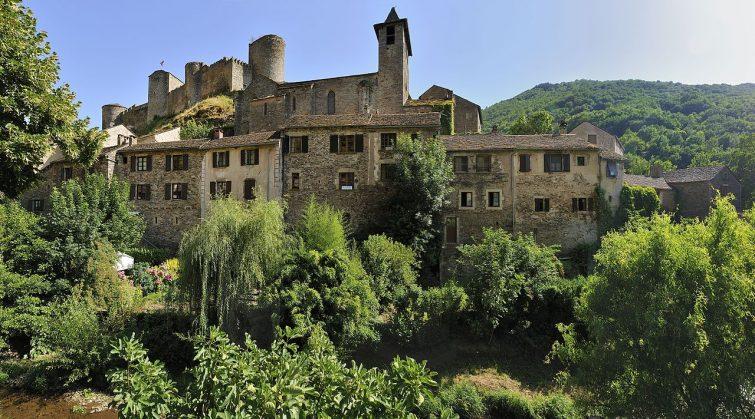 Brousse-le-Château, Aveyron