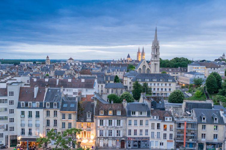 Loger à Caen : Centre-ville Ancien