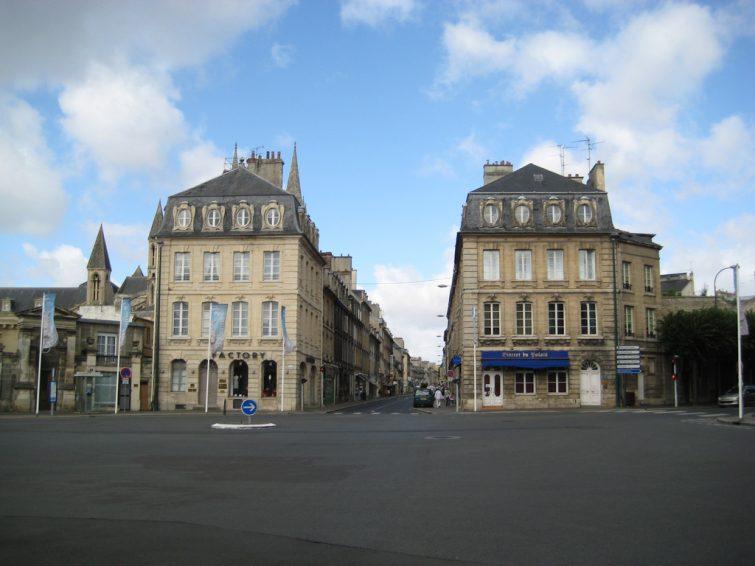 Loger à Caen : Quartier Hastings